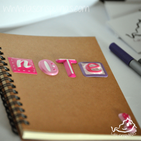 Libreta craft note Par de 3 Studio Shop