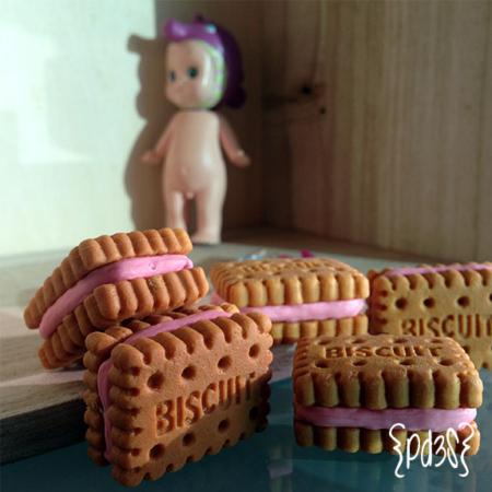 goma iwako biscuit Par de 3 Studio Shop