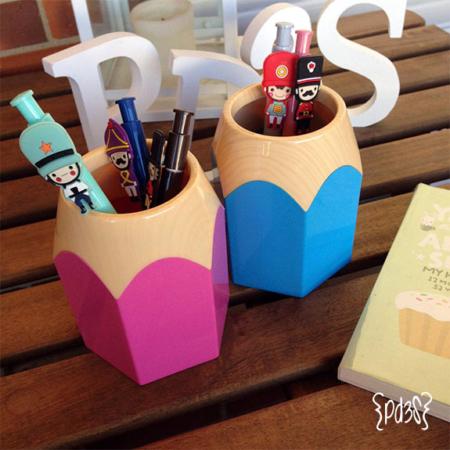 Lapicero lapiz Par de 3 Studio shop