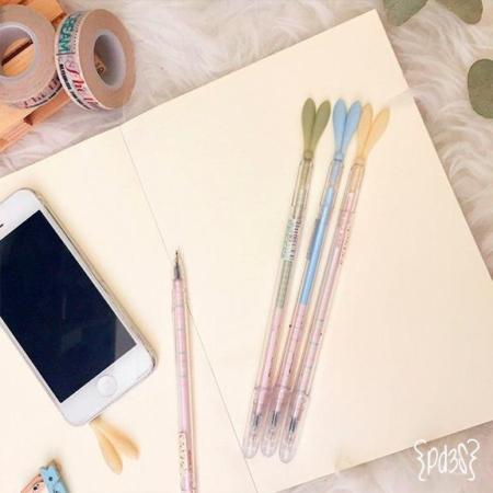 Bolígrafo Conejo Par de 3 Studio shop