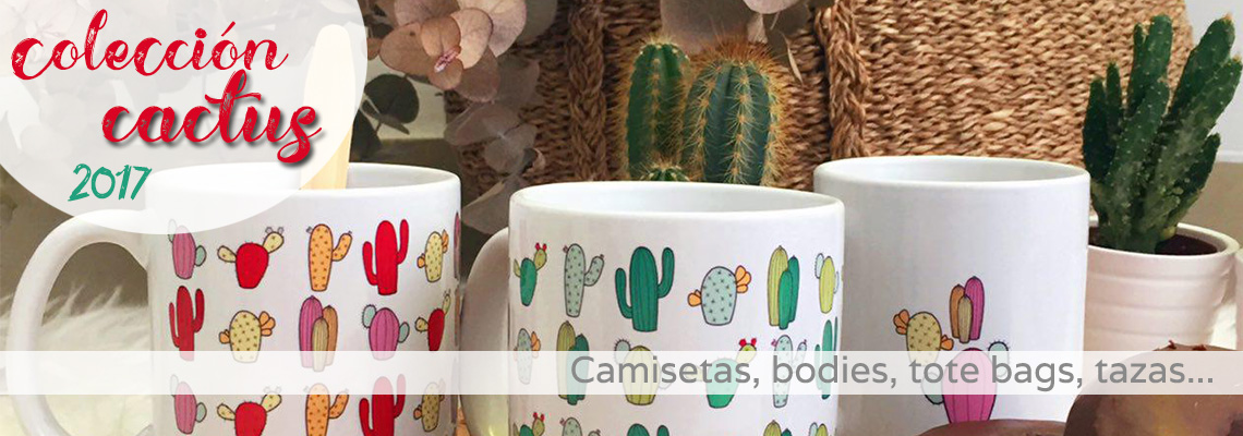 Slider cactus Par de 3 studio shop