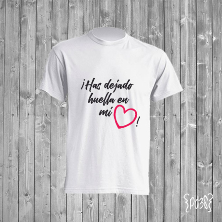Par de 3 Studio Shop camiseta profe corazon