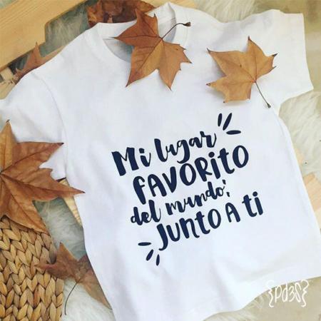 Par de 3 Studio camiseta infantil