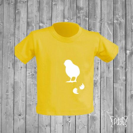 Par de 3 Studio Shop camiseta pollito