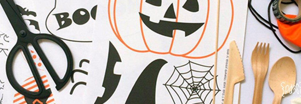 par de 3 studio diy halloween