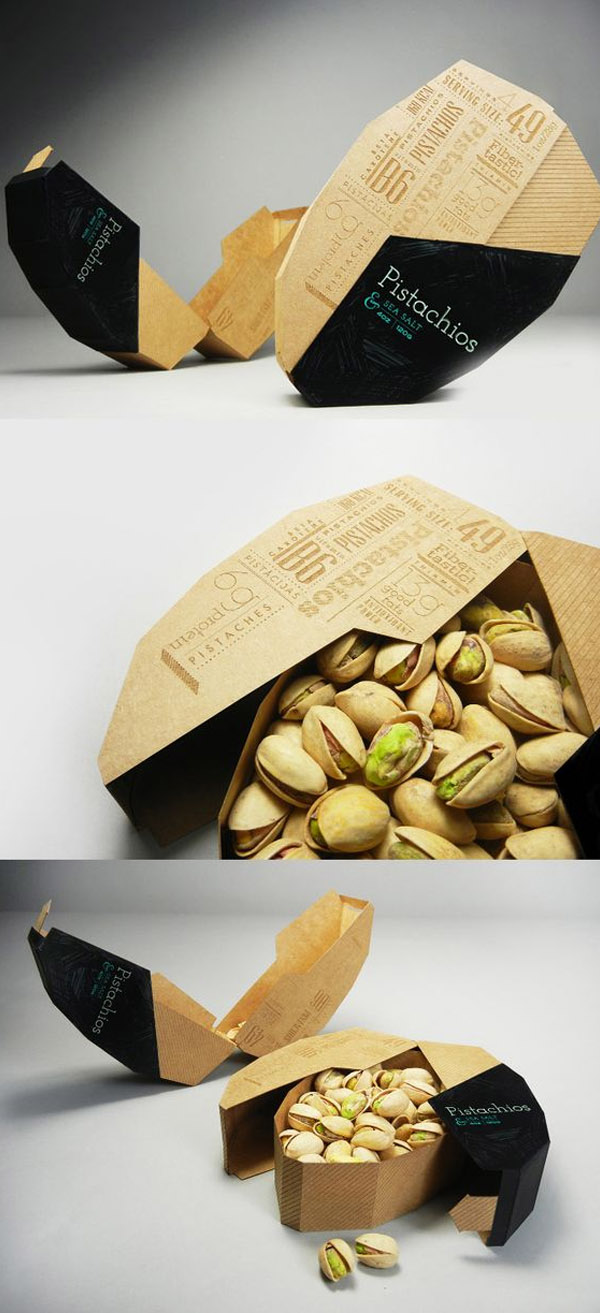 Par de 3 Studio packaging