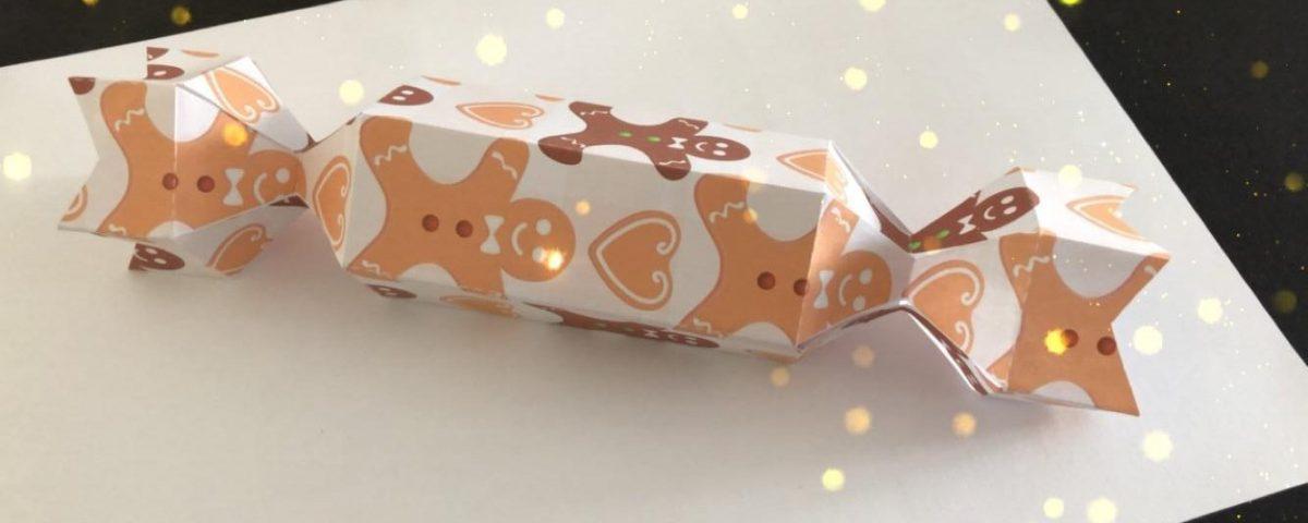 Par de 3 Studio Christmas cracker