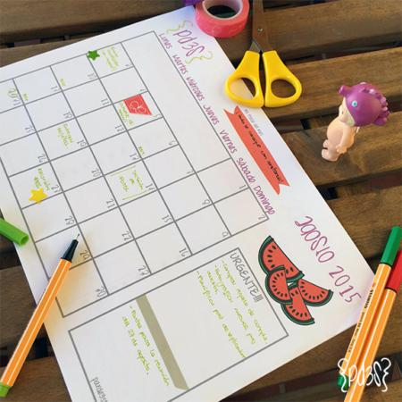 calendario gratuito agosto par de 3 studio shop