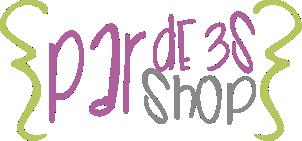 Logo Parde3Studio Shop