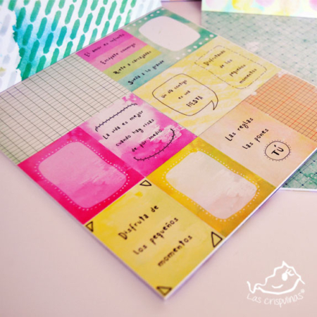 papel scrap sinergias Par de 3 Studio Shop