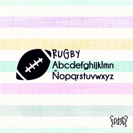 Par de 3 Studio sello marca ropa rugby