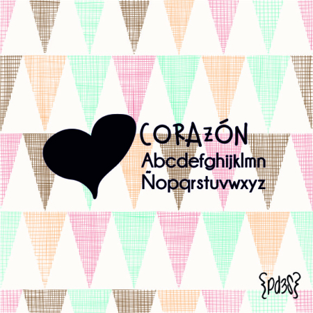 Par de 3 Studio sello marca ropa corazon 2