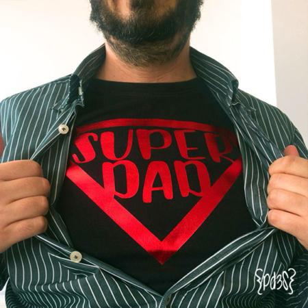 Par de 3 Studio shop camiseta hombre superdad
