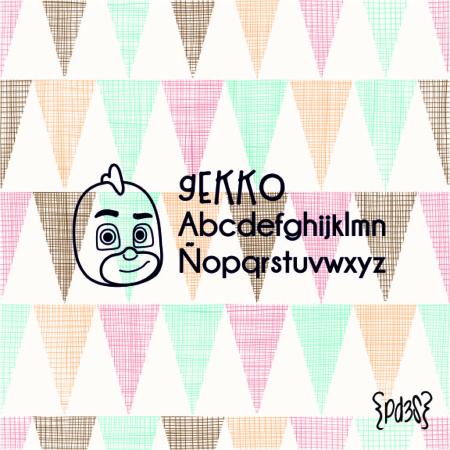 Par de 3 Studio sello marca ropa gekko