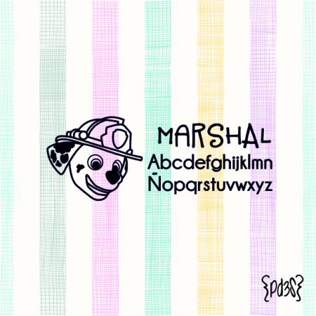 Par de 3 Studio sello marca ropa marshall