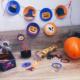 Par de 3 Studio Halloween decoración