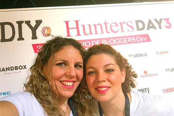 Par de 3 studio diy hunters day
